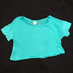Mossimo Crop Top XL